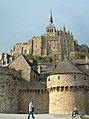 Mont St Michel - Low View - panoramio.jpg
