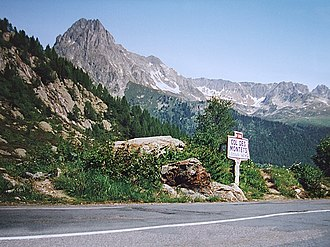 Col des Montets - Image: Montets 001