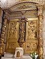 Montpellier,St Matthieu15,4e chapelle sud5,retable.jpg