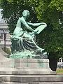 Monument à Jules Bara, Détail.JPG