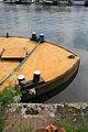 Moored Barge, Sawley Cut - geograph.org.uk - 842597.jpg