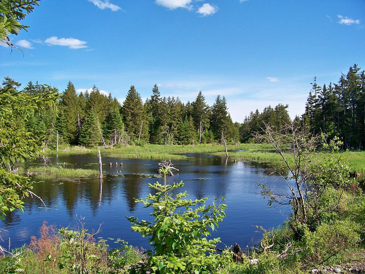 Moosehorn National Wildlife Refuge - Wikipedia