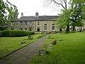 Moravian Chapel and graveyard, Wyke - geograph.org.uk - 187884.jpg