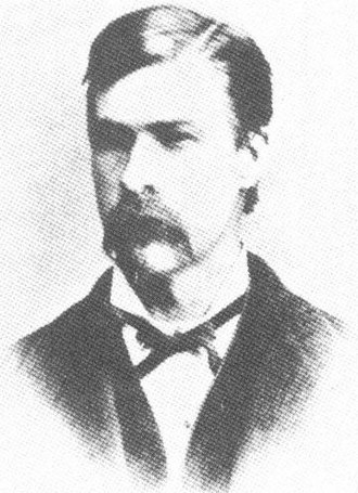United States Marshals Service - Deputy U.S. Marshal Morgan Earp in an 1881 photograph