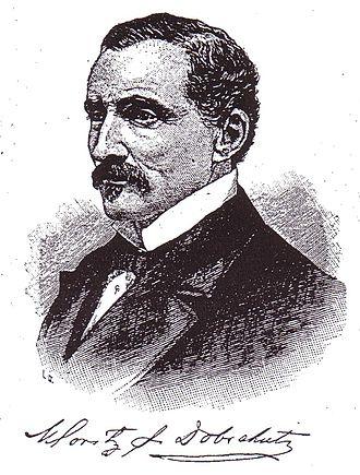 Rheine - Moritz Julius Dobschütz