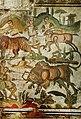 Mosaïque de la Grande Chasse, villa de Casale.jpg