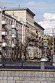 Moscow, Komissariatsky Lane, March 2020 01.jpg