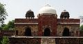 Mosque near the tomb of Isa Khan Niyazi2.jpg