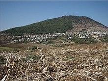 Visione del monte Tabor