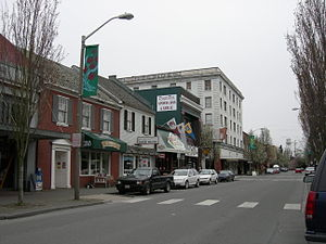 Mount Vernon, Washington - First Street