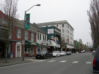 Mount Vernon, Washington City in Washington, United States