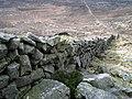 Mourne Wall, Slievenaglogh - geograph.org.uk - 1205558.jpg