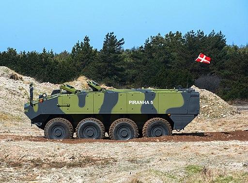Mowag Piranha V Danish