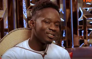 Mr Eazi Nigerian musician