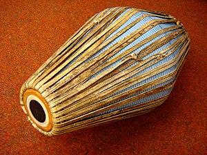 Khol - Image: Mridanga 1