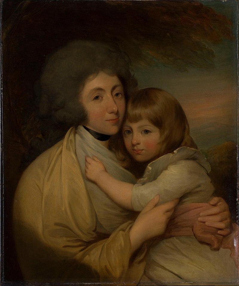 Миссис Люк Уайт и ее сын .jpg