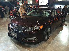 Honda Legend Wikipedia
