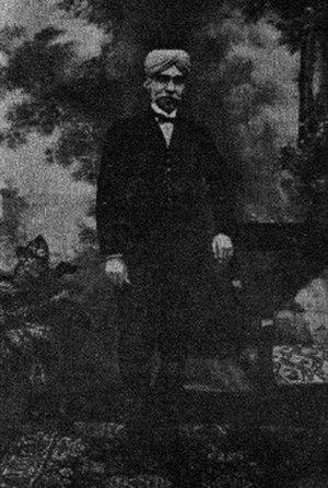 Muhammad Habibullah - Image: Muhammad Habibullah