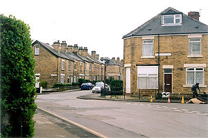 Crookes - Mulehouse Road, Crookes, Sheffield