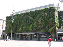 Patrick blanc wikip dia for Jardines verticales wikipedia