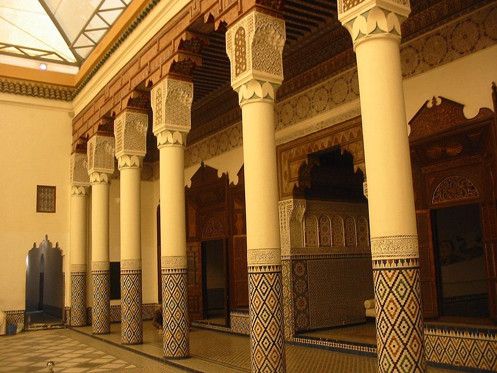Hotel Marrakech Avec Piscine Toboggan