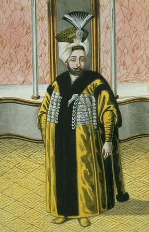 Ottoman coups of 1807–08 - Mustafa IV, put on the throne after the first coup d'etat in the Events of 1807–08.