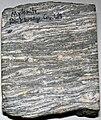 Mylonite (Rockbridge County, Virginia, USA) 2 (43725476500).jpg