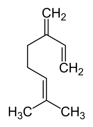 Monoterpene - Myrcene, a monoterpene