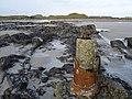 Mystery object on Traigh Bhagh - geograph.org.uk - 312661.jpg
