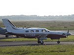 N113BP Piper Malibu Mirage 46-350P Southern Aircraft Consultancy Inc Trustee (35544362242).jpg