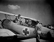 N2S Kaydet ambulance 1942