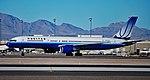 N504UA United Airlines 1989 Boeing 757-222 - cn 24625 - ln 251 (30126445755).jpg