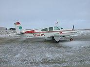N567M Beechcraft Bonanza 33 (BE33)