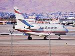N6666R 2001 Dassault FALCON 900 EX C-N 102 (7037848099).jpg