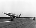 NAVAHO X-10 ON SKID STRIP - Cape Canaveral, 1956.jpg
