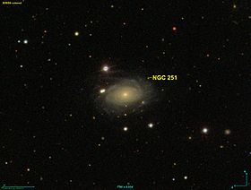 Image illustrative de l'article NGC 251