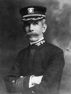 Richard Wainwright (Spanish–American War naval officer) - Image: NH 42506 Captain Richard Wainwright, USN