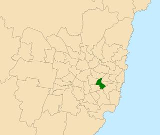 Electoral district of Summer Hill state electoral district of New South Wales, Australia