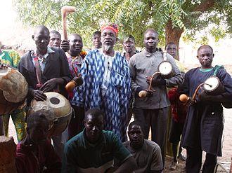 Mossi people - Naaba Zomb Wobgo, Andemtenga