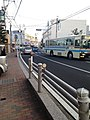 Nagasaki Prefectural Road No.222 near Haiki Station.jpg