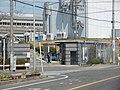 Nagoya Rolling Stock Depot - gate.jpg