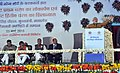 Narendra Modi addressing at the dedication ceremony of the Stage I of Shri Shingaji Thermal Power Project to the nation and lays foundation stone for Stage II.jpg