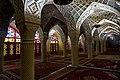 Nasir-ol-Mulk Mosque, built 1888 - Shiraz - 4-7-2013.jpg