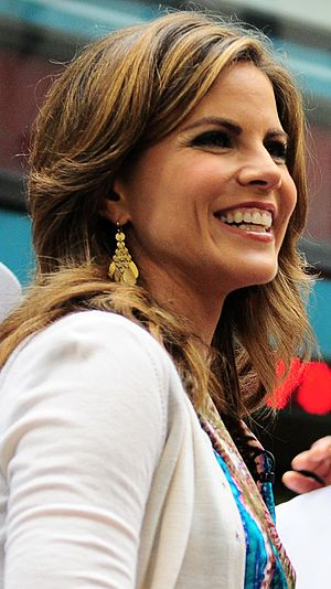 Natalie Morales (journalist) - Morales in 2011