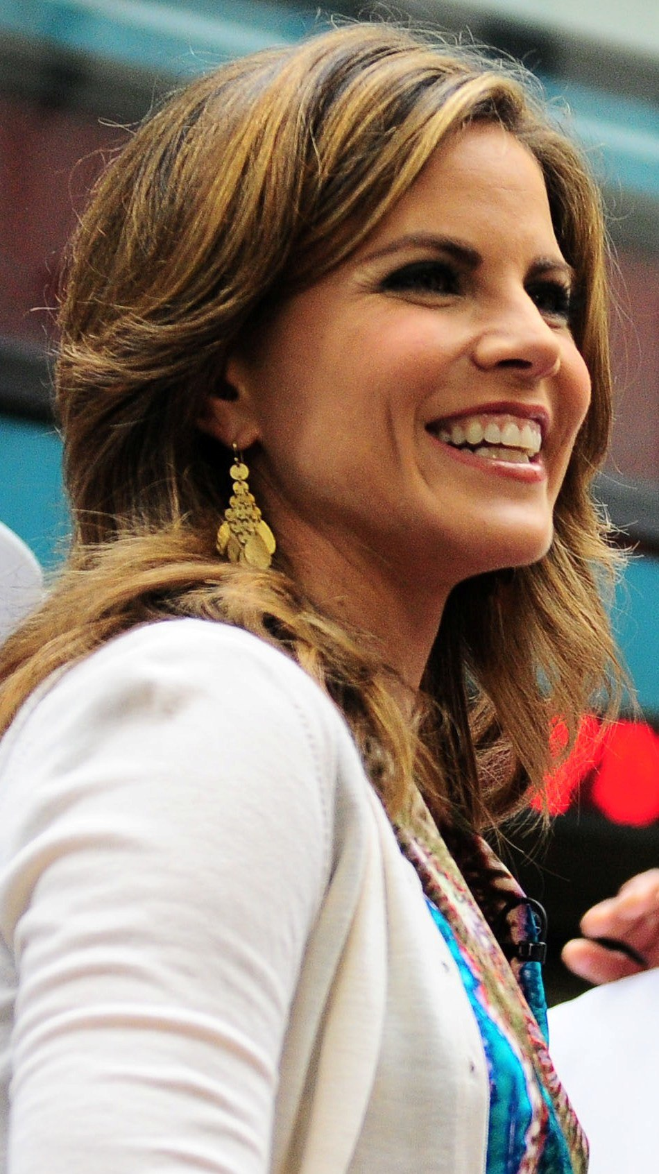 Natalie Morales US Navi 2011 NewYork