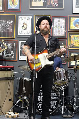 Nathaniel Rateliff & the Night Sweats - Twist & Shout - 08.20.15