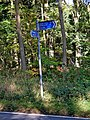 National Cycleway Route 45 signpost - geograph.org.uk - 1019496.jpg