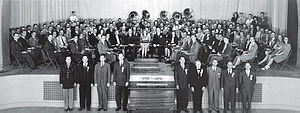 Kappa Kappa Psi - First National Intercollegiate Band, 1947