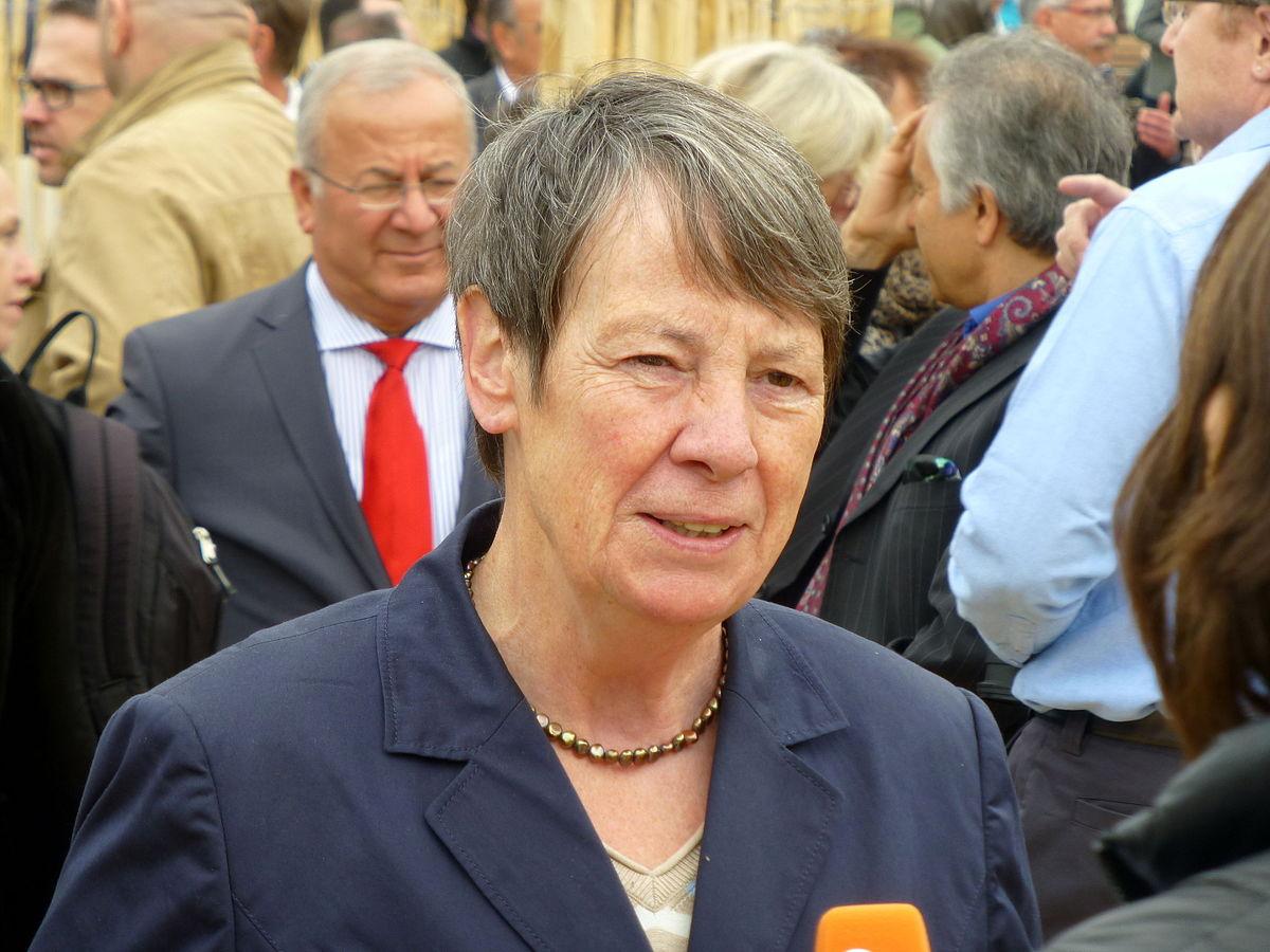 Barbara Hendricks Politikerin –