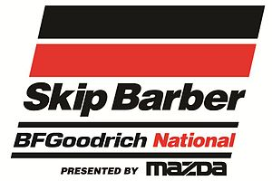Skip Barber National Championship - Image: Natl Logo